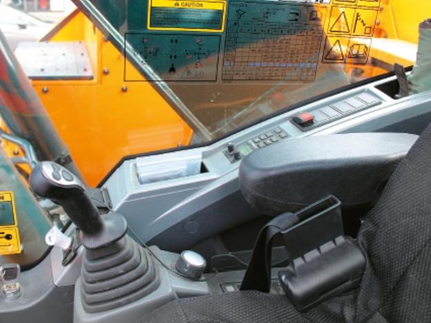 Operator Cab