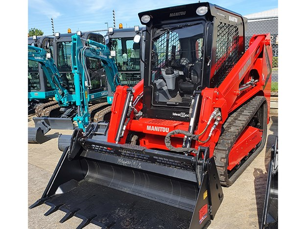 The Manitou 1850RT replaces the 1750RT