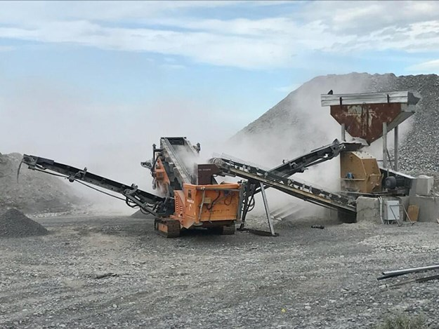 Kumbee hammermill can efficiently process larger-sized feed material