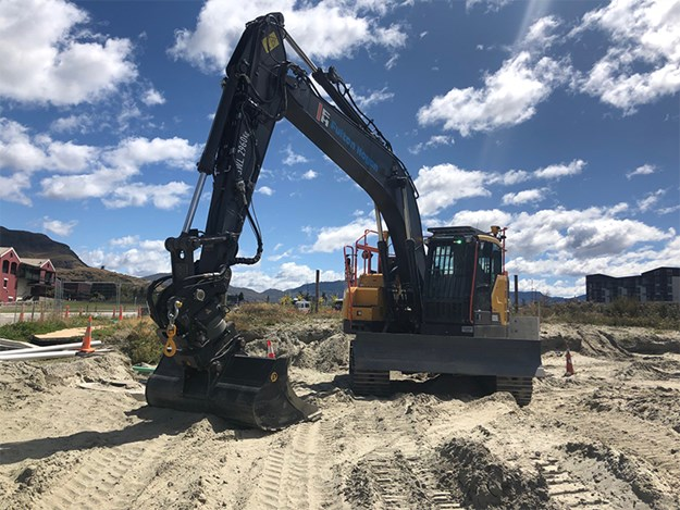 The NOX Tiltrotator won the 2020 Attachment of the Year in the Australian Earthmoving Awards