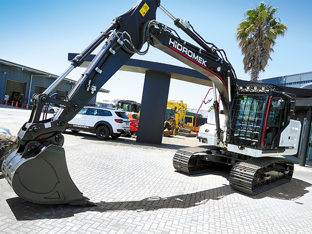 The HMK140LCH4 is the latest model to arrive in NZ