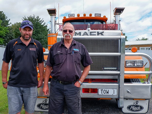 Scott and Bruce Jamieson