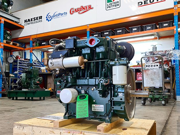 Shaw Diesels will be the sole authorised NZ and Pacific distributor and importer for Lister Petter engines and gensets