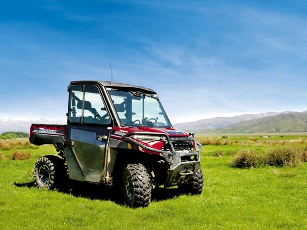 Polaris Ranger XP 1000 HD EPS LE review