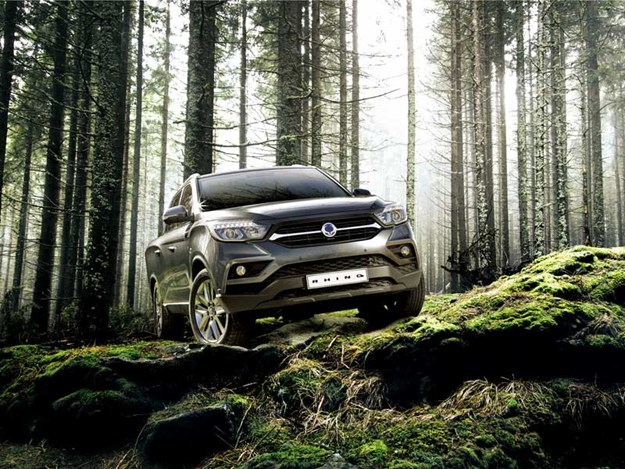 SsangYong Rhino review