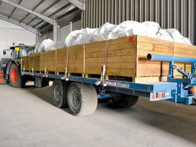 Multflanka skota bieno Farm Trader 5