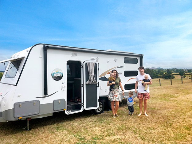 family-adventures-with-rosy-caravan-The-family-and-their-Jayco-caravan-called-Rosy.jpg