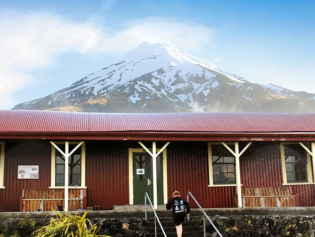 DOC Lodges The Camphouse, nestled on the lower slopes of Mt Taranaki.jpg