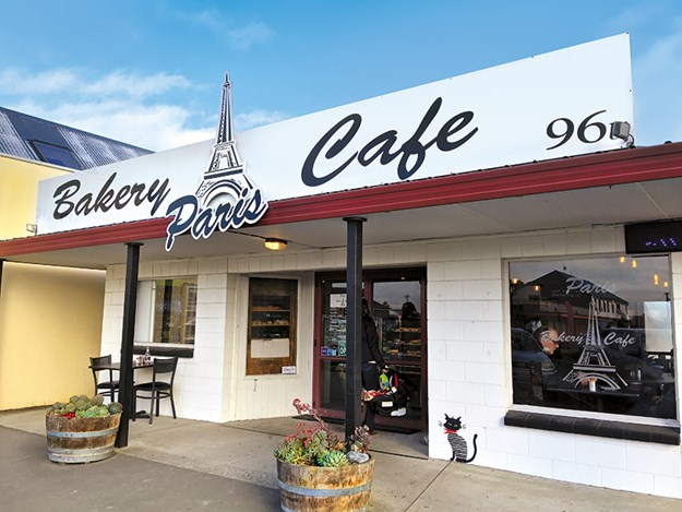 Paris Cafe Amberley