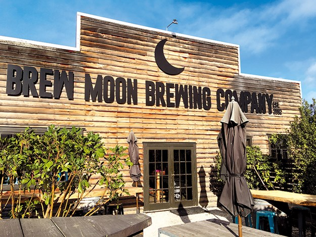 Brew Moon Amberley