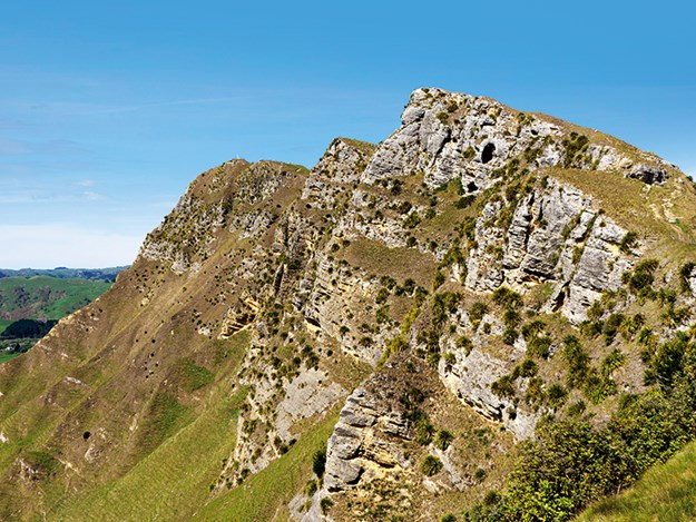 Almost 400m high, Te Mata Peak once lay on the sea bed.jpg