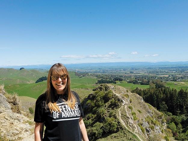 At last I got to experience Te Mata Peak for myself!