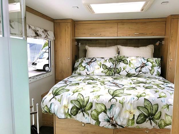 Traillite bed