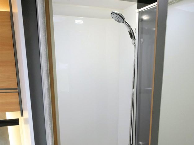 Bailey Adamo shower