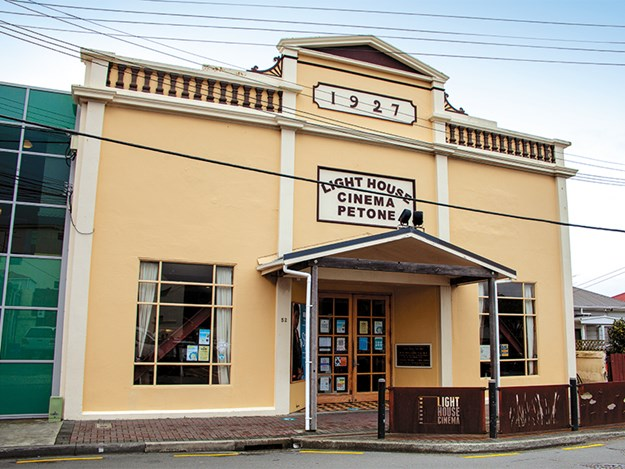 Light house theatre Petone