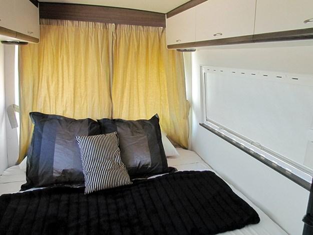 campro revolution bed