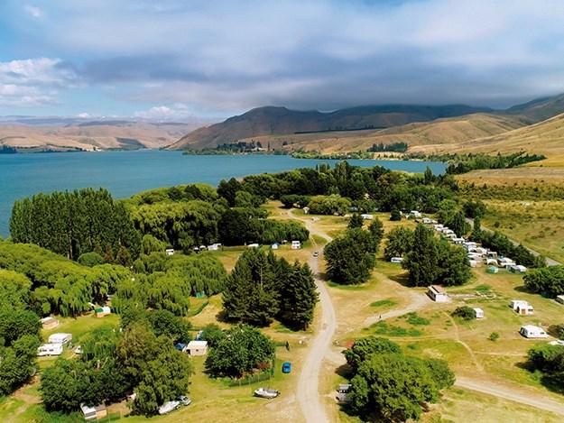 waitaki lake