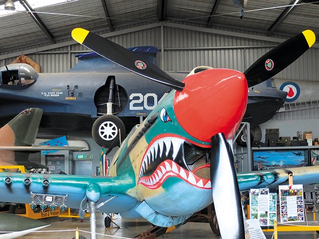 Spitfire - Classic Flyers Museum
