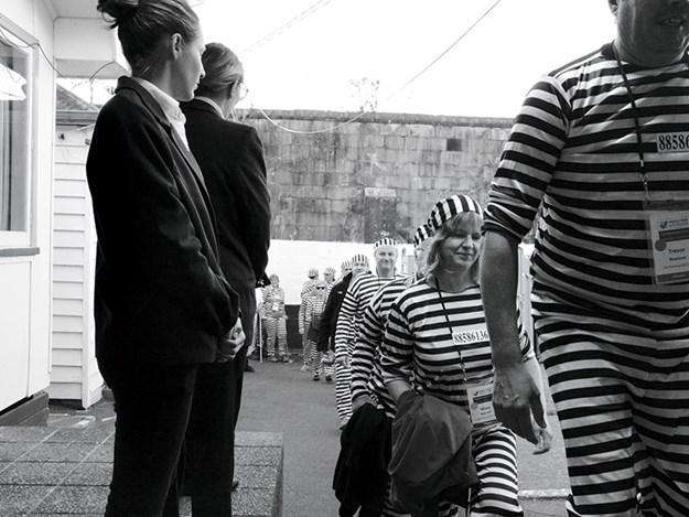 Napier Prison escape room