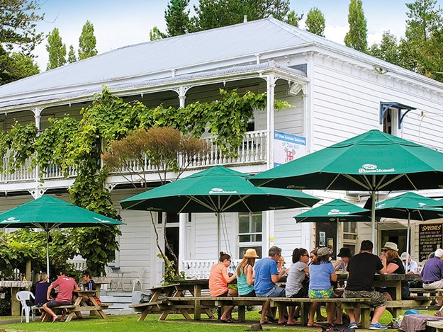 Organic Distillery gin is  available at the Puhoi Pub.jpg