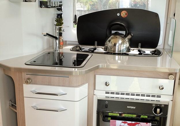 Rapido kitchen