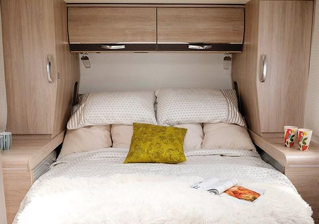 Rapido bedroom