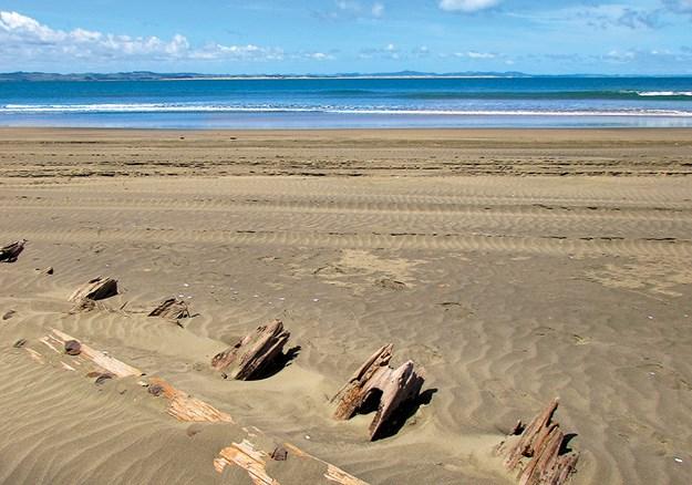 Whelan_23 Shipwreck remains at Pouto.jpg