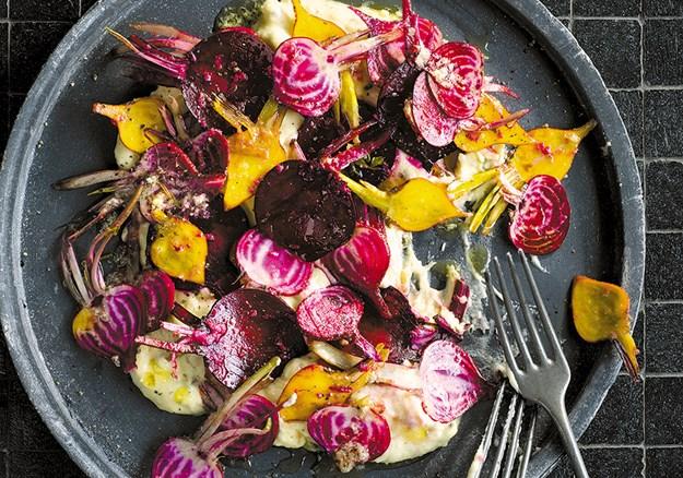 SALADS Shaved Raw Beetroot Salad.jpg