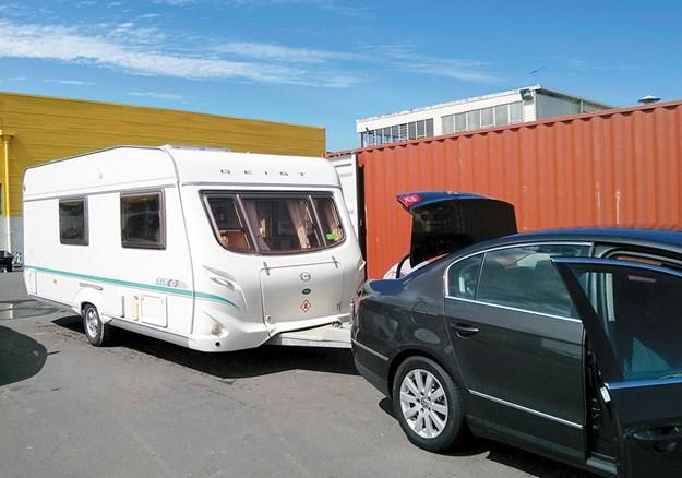 2014 Our Geist caravan arrives after its long trip cross the world.jpg
