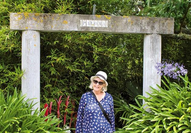 Vivienne at Paloma Gardens