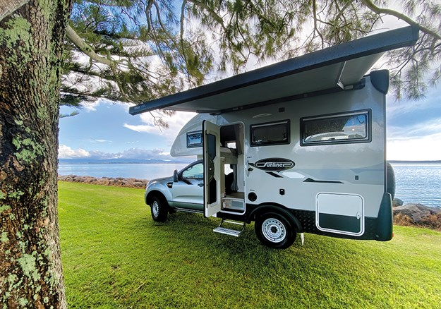 sunliner chase awning