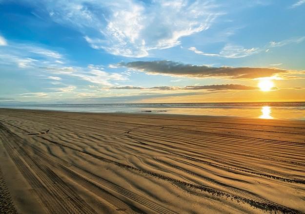 Enjoy a sunset stroll along Himatangi Beach.jpg
