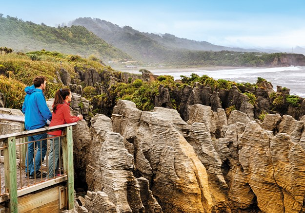 Looking out over Pancake Rocks - Credit Lonely Planet.jpg