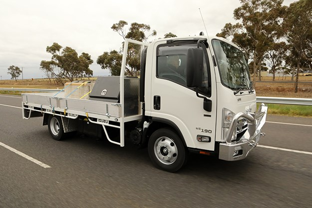 Sign of the times for Isuzu | News