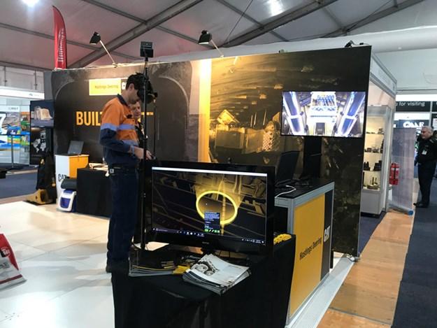 Caterpillar-VR-training