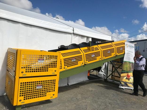 Diacon-mining-safety-screens