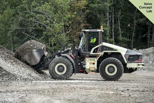 Volvo-prototype-LX1-electric-hybrid-wheel-loader