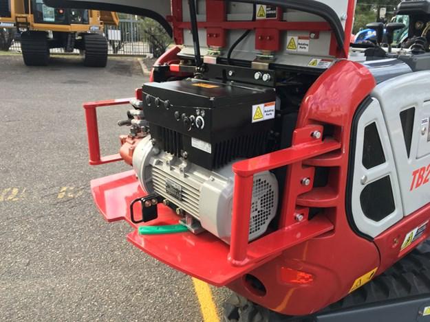 Takeuchi-TB216H-hybrid-mini-excavator