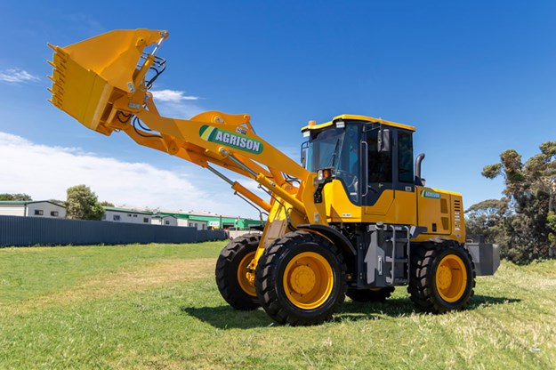 Agrison-EX930LX-wheel-loader