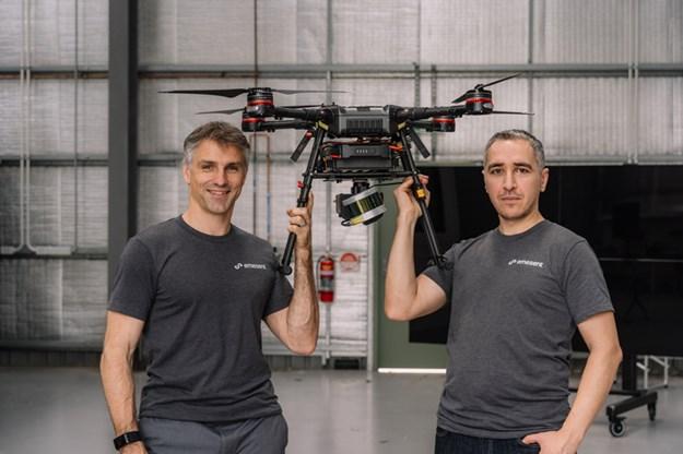 Hovermap-drones