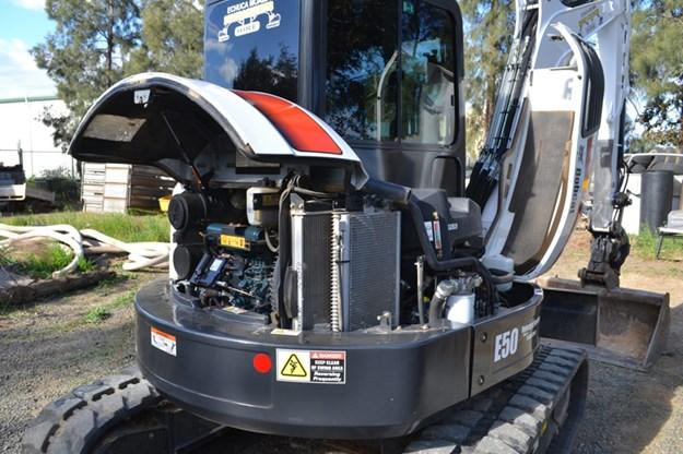 Bobcat-E50-bladed-excavator