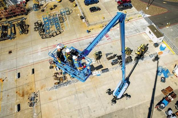 Genie-SX135-XC-boom-lift