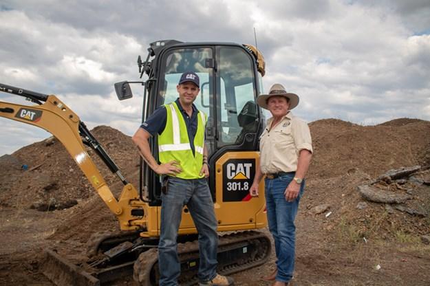 Caterpillar 301 8 mini excavator | Review
