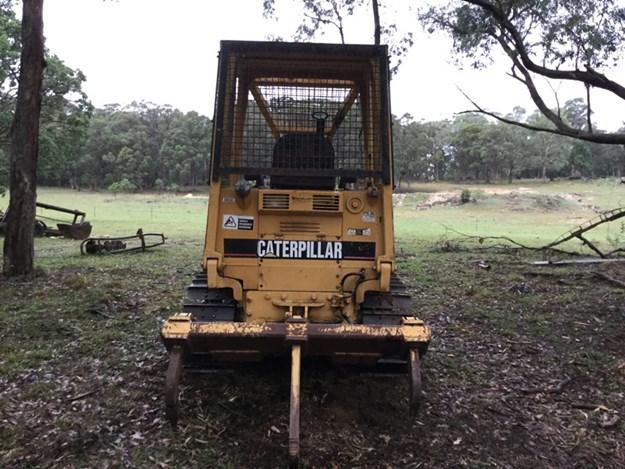 Caterpillar D3C dozer | Used Equipment Review