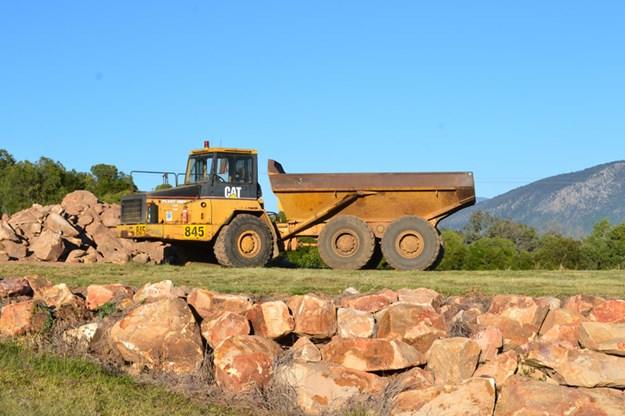 Caterpillar-D250-articulated-dump-truck