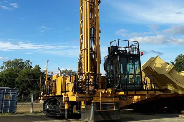 Cat-MD6250-drill