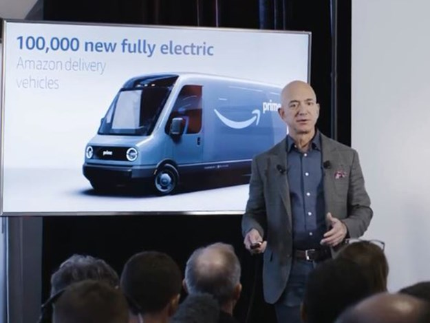 Amazon-electric-vehicles