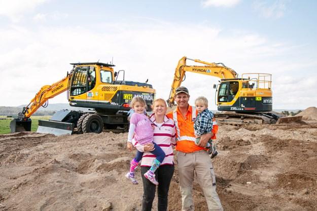Hyundai-excavators