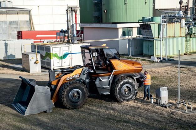 Case-methane-loader
