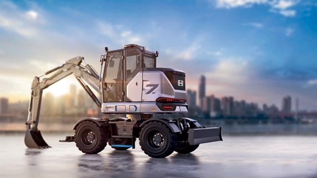 Hicon-7W-electric-excavator